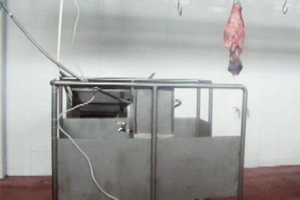 红脏检验固定站台
