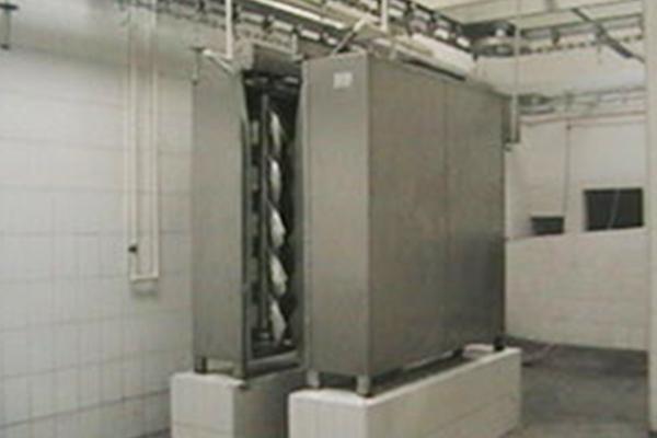 立式洗猪机